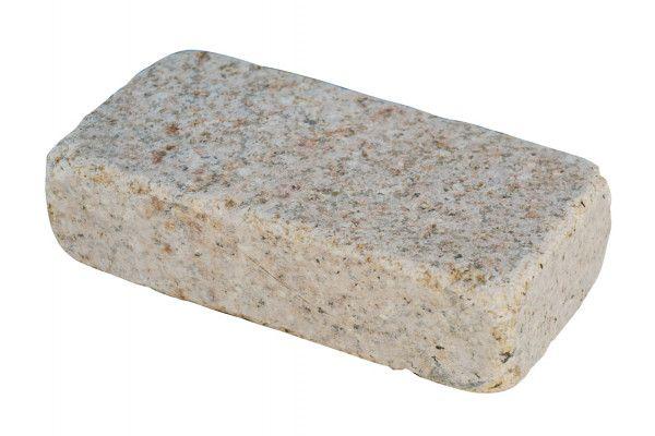 Global Stone - Polar Granite Driveway Cobbles Collection - Polar Sun - 200 x 100mm - Individual