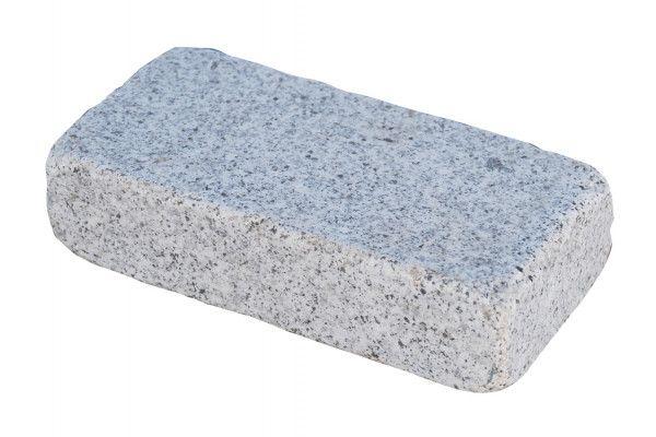 Global Stone - Polar Granite Driveway Cobbles Collection - Silver Grey - 200 x 100mm