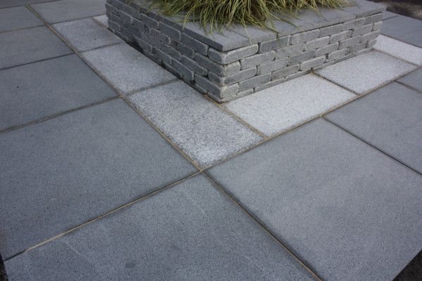 Global Stone - Polar Granite Paving Collection - Graphite Grey - Single Sizes (Individual Slabs)