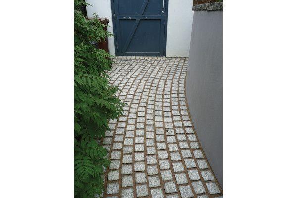 Global Stone - Granite Setts - Silver Grey - 100 x 100mm (Individual Setts)