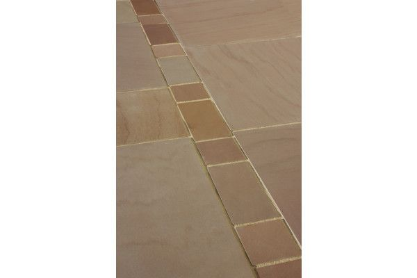 Global Stone - Artisan Collection - Mirage Pathway Setts - Modak Rose