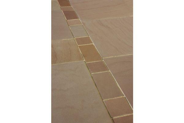 Global Stone - Artisan Collection - Mirage Pathway Setts - Modak Rose (Individual Setts)