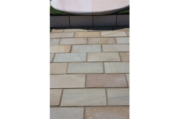 Global Stone - Artisan Collection - Mirage Pathway Setts - York Green (Individual Setts)