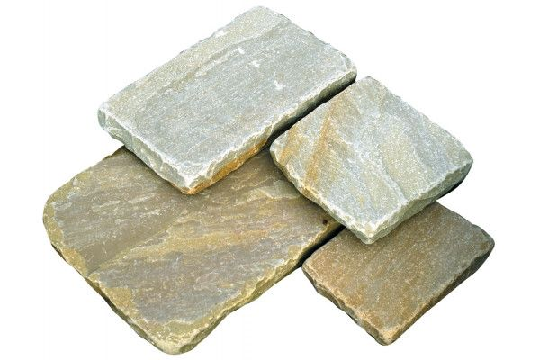 Global Stone - Old Rectory - Cobbles - York Green - Project Pack