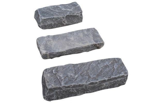 Global Stone - Old Rectory - Walling - Monsoon Black - Blocks (Individual Blocks)