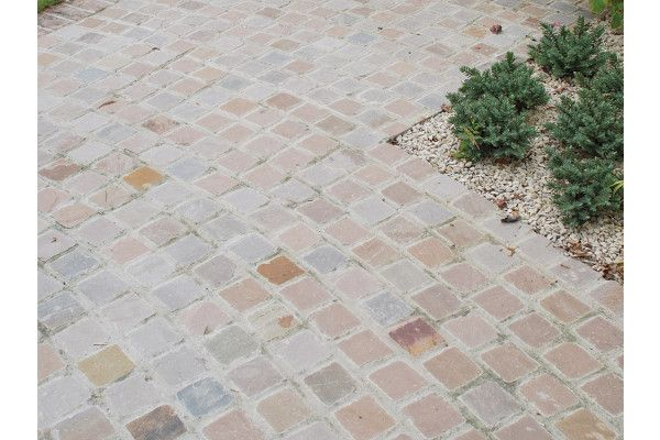 Global Stone - Driveway Setts - Autumn Blend - 100 x 100mm