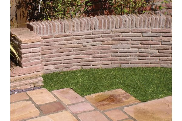 Global Stone - Pathway Setts - Autumn Blend - 200 x 100mm - Individual