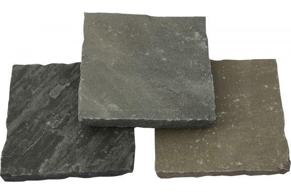 Global Stone - Pathway Setts - Monsoon Black - 150 x 150mm - Individual