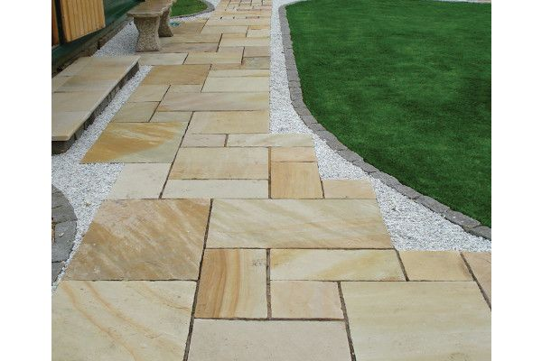 Global Stone - Sandstone Collection - Mint - Single Sizes
