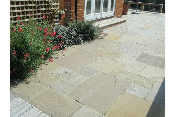 Global Stone - Sandstone Collection - York Green - Single Sizes