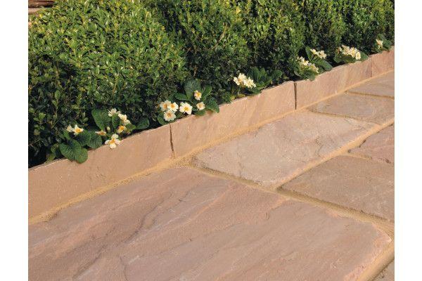 Global Stone - Edgings - Modak Rose - 560 x 140mm - Individual
