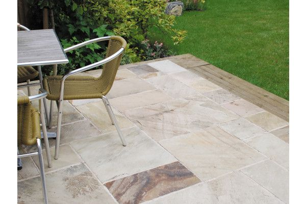 Global Stone - Sandstone Collection - Mint - Single Sizes (Individual Slabs)