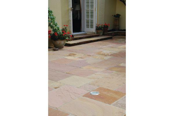 Global Stone - Sandstone Collection - Modak Rose - Single Sizes (Individual Slabs)