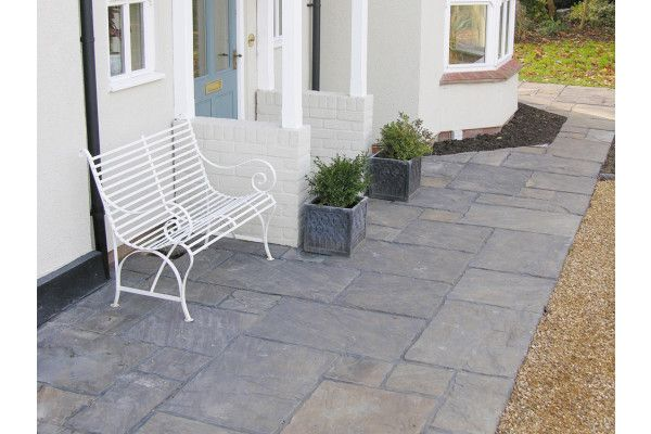 Global Stone - Sandstone Collection - Monsoon Black - Project Pack
