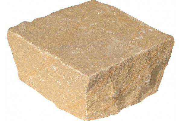 Global Stone - Driveway Setts - Buff Brown - 100 x 100mm - Individual