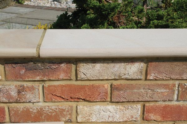 Global Stone - Artisan Collection - Serenity Bullnose - Buff Brown - Copings / Steps