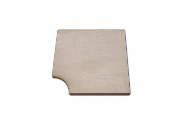 Global Stone - Artisan Collection - Serenity Bullnose - Buff Brown - Copings / Steps (Individual Copings)