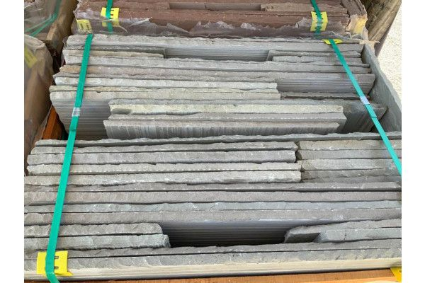 Indian Sandstone Paving - Grey Blend - 22mm Calibrated - Patio Pack - 15.25m2