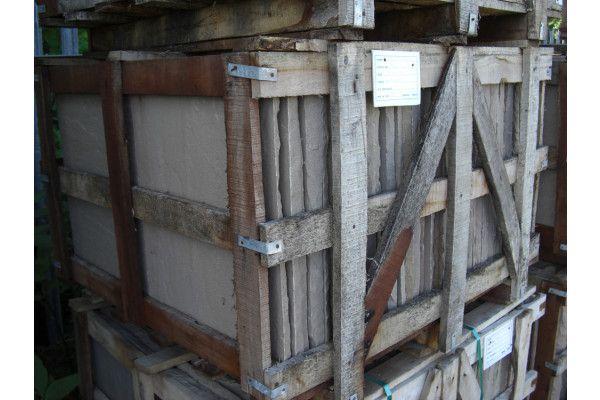 Raj Green Indian Sandstone Paving - Crate 2