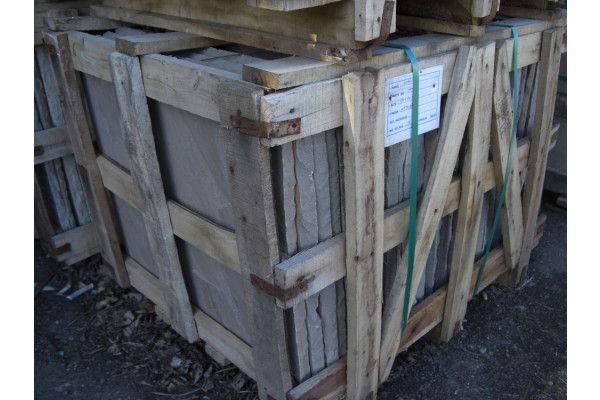 Raj Green Indian Sandstone Paving - Crate