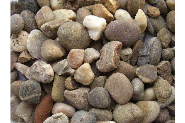 Quartz Gravel Pebbles - 20mm