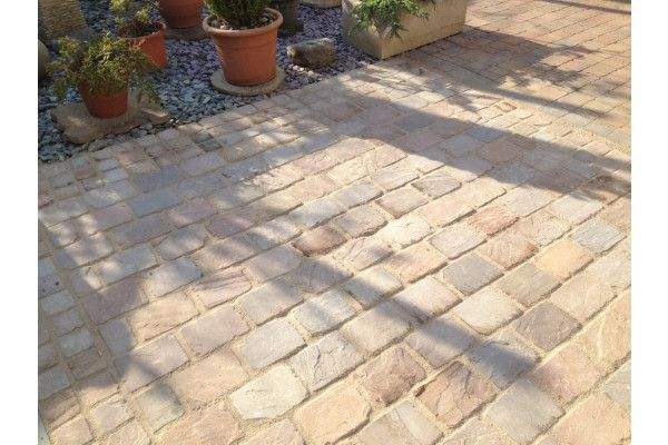 Indian Sandstone Cobbles - Tumbled Himalayan (Individual Cobbles)