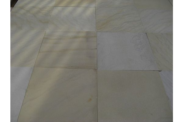 Indian Sandstone Paving - Polished Mint - Patio Packs