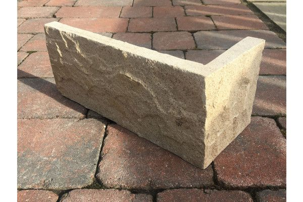 Natural Stone Veneer Wall Cladding - Imperial Cream