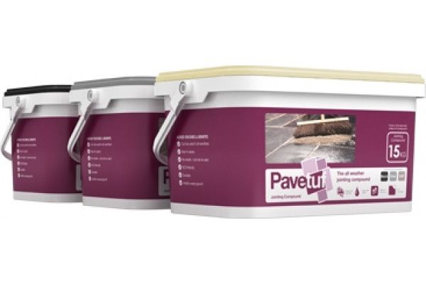 Pavetuf - Jointing Compound - Black - 15kg