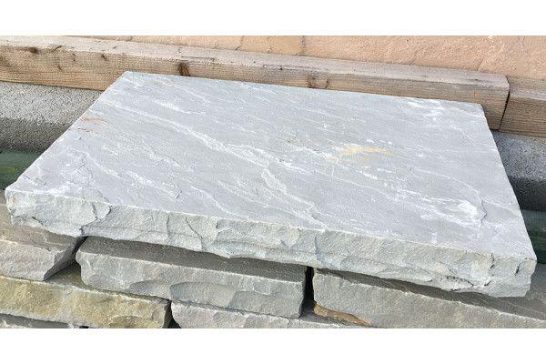 Natural Indian Sandstone Copings - Kandla Grey