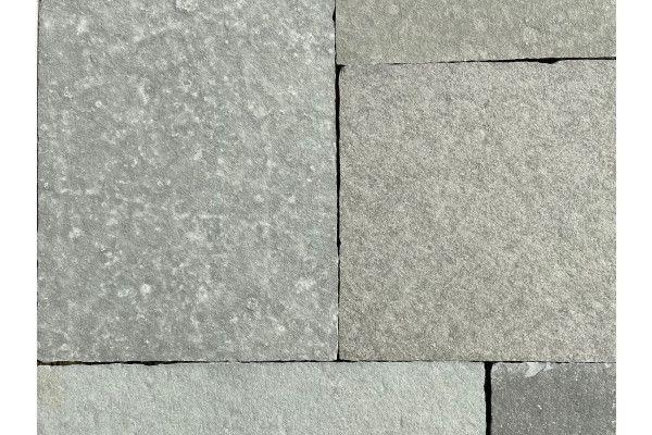 Indian Limestone Paving - Kota Grey - Patio Pack