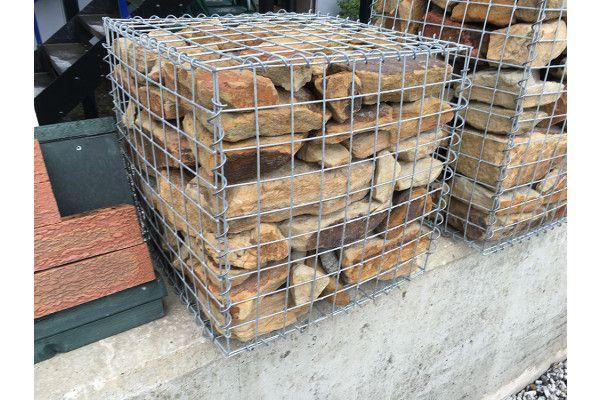 Gabion Basket Cubes - Various Sizes