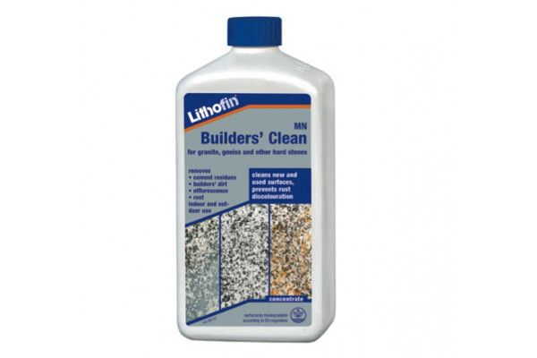 Lithofin - MN Builders' Clean - 1ltr