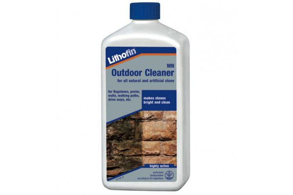 Lithofin - MN Outdoor Cleaner - 1ltr
