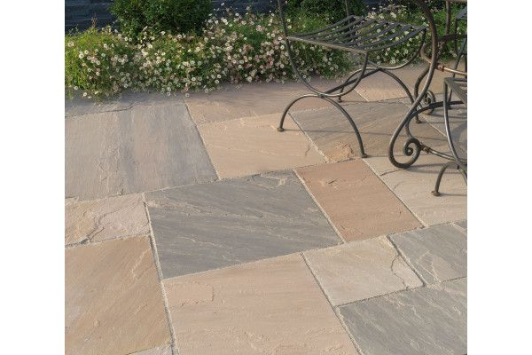 Stonemarket - Marketstone - Autumn Multi - Single Sizes
