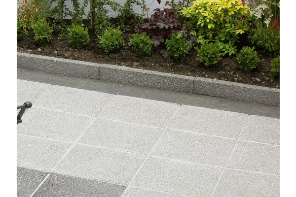 Marshalls - Argent Paving - Light - Smooth - Pressed Concrete - Single Sizes (Individual Slabs)
