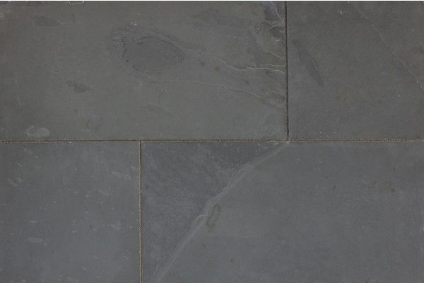 Marshalls - Casarta Slate Paving - Black - Single Sizes (Individual Slabs)