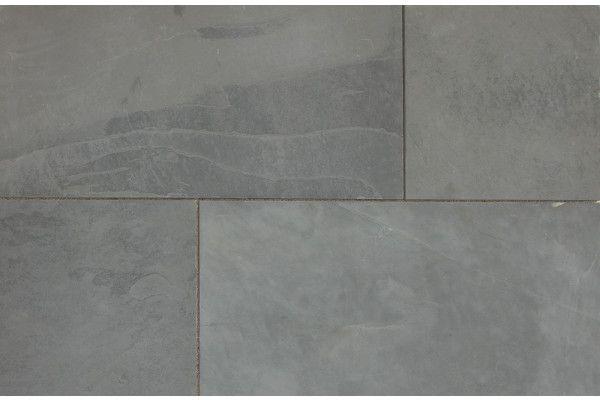 Marshalls - Casarta Slate Paving - Silver Grey - Single Sizes (Individual Slabs)