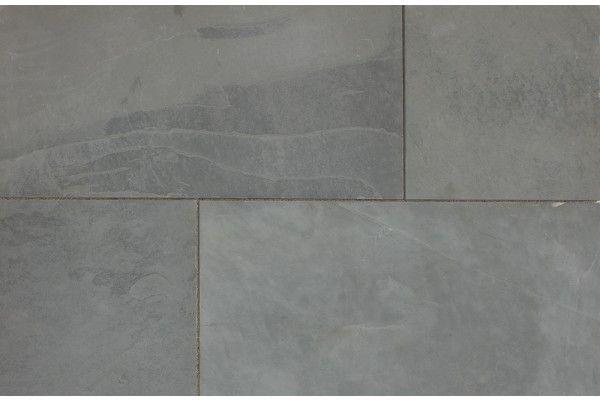 Marshalls Casarta Slate Paving - Silver Grey
