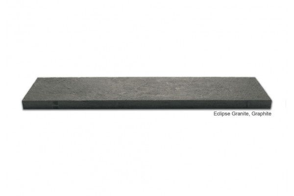 Marshalls - Eclipse Natural Granite Paving - Graphite - 800 x 200mm - Individual