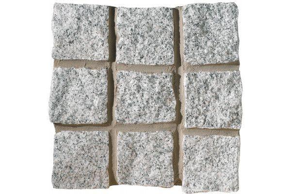 Marshalls Cropped Granite Setts - Silver Grey