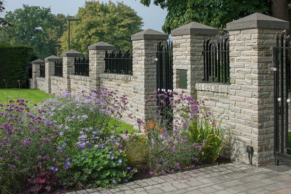 Marshalls - Fairstone Traditional Stone Walling - Silver Birch - Pitched (Individual Blocks)