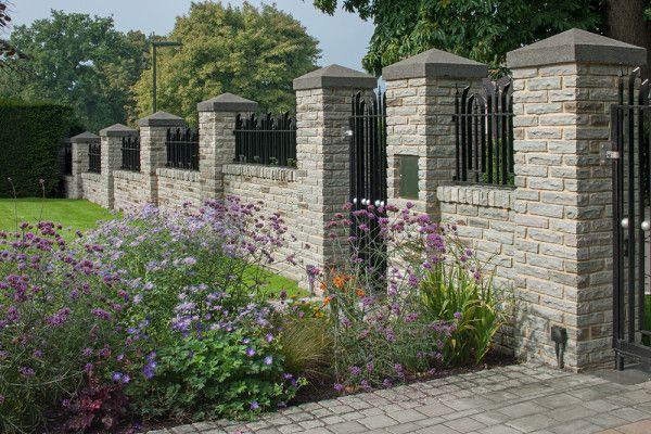 Marshalls - Fairstone Natural Stone Walling - Silver Birch - Pitched (Individual Blocks)