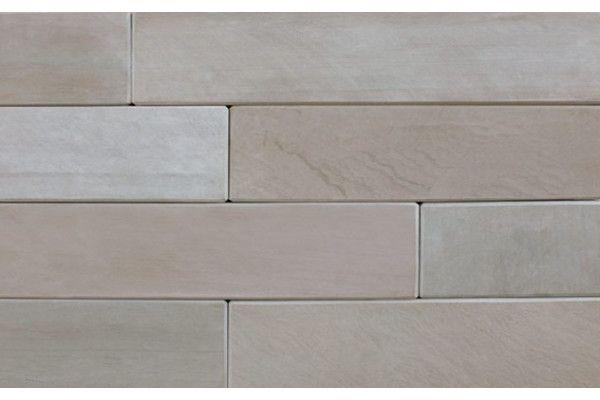 Marshalls - Fairstone Natural Stone Walling - Antique Silver Multi - Sawn - 1m2