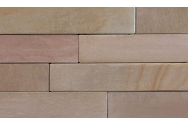 Marshalls - Fairstone Natural Stone Walling - Autumn Bronze Multi - Sawn - Project Pack