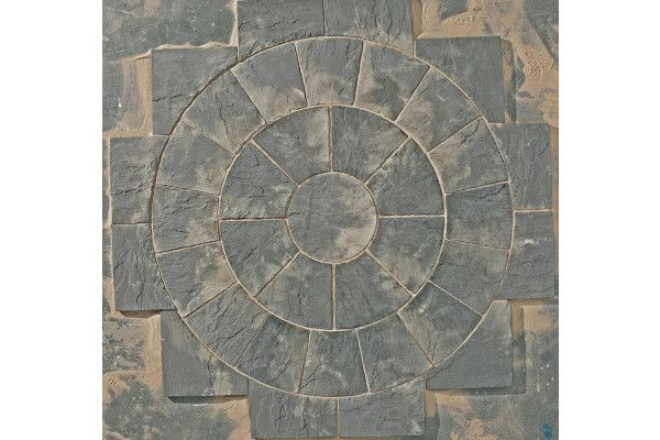 Marshalls Heritage Paving Circle Old Yorkstone Buy