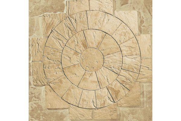 Marshalls - Heritage Paving - Circle - Yorkstone