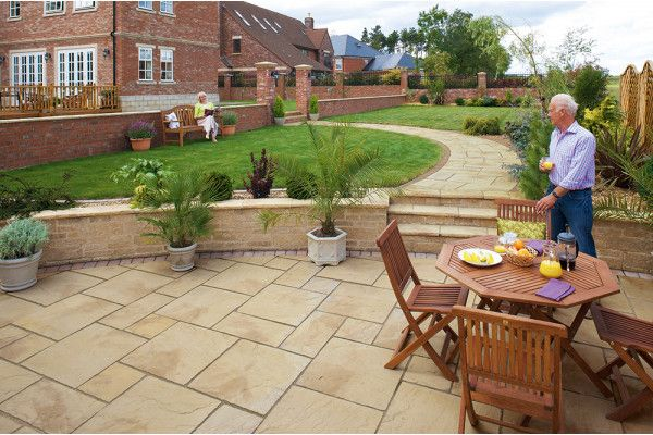 Marshalls - Heritage Paving - Yorkstone - Single Sizes