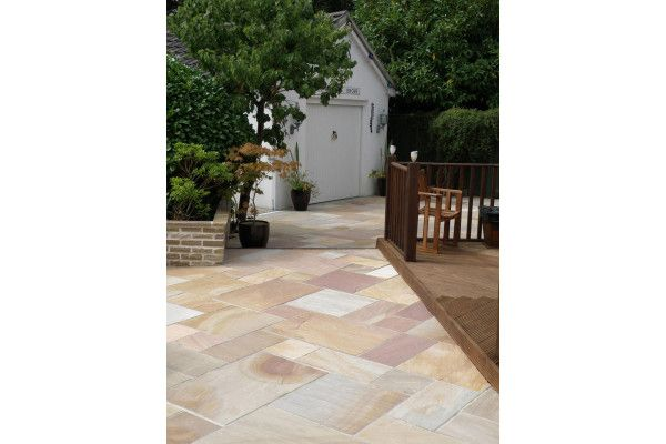 Natural Paving - Classicstone - Harvest - Project Packs