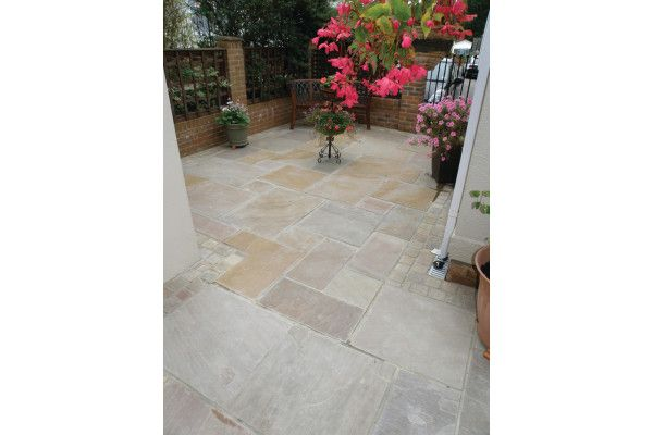 Natural Paving - Finestone - Lakeland - Project Pack